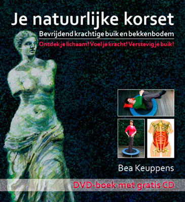 'Je natuurlijke korset' Cover, lay-out en illustraties: ©luc vernimmen